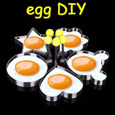 Stainless Steel Fried Egg Mold Pancake Mold cooking tools Kitchen Tools Pancake