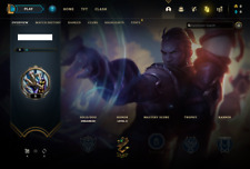 (EUW) Young Ryze | League of Legends LOL Account | 21 Champs | 3 Skins