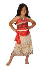 Rubie's Official Disney Moana Childs Classic Costume Small 3 - 4 Years