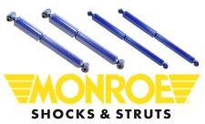 Monroe Front & Rear Shock KIT 1997 Chevrolet Tahoe 4WD 32263 / 32265