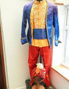 A Vintage Morris Angel & Son Sultan Theatre Costume Complete Hat,Trousers (5446)