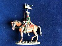 SOLDAT DE PLOMB CAVALIER EMPIRE ULHAN ARMEE IMPERIALE D'AUTRICHE 1809