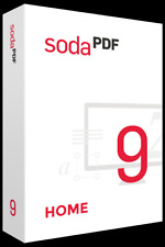 SODA PDF 9 HOME 1 PC USERS LIFETIME LICENSE - LIMITED QUANTITY