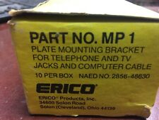 CADDY ERICO MP 1 LOW VOLTAGE CUT IN RING  BOX OF 10