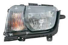 Headlight Assembly Left Maxzone 335-1160L-AC2 fits 10-12 Chevrolet Camaro