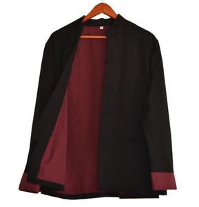 Bruce Lee 100% Cotton Martial Arts Kung Fu Tai Chi Wing Chun Shaolin Jacket