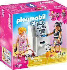 Playmobil City Life 9081. Cajero automático. Más de 5 años