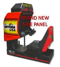 Daytona USA Arcade Machine Racing Car Game Spare Side Panel Cover Artwork