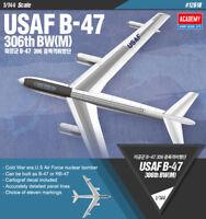 1/144 USAF B-47 306th BW(M) #12618 ACADEMY