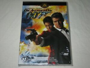 Die Another Day - 007 - Special Edition - Brand New & Sealed - Region 4 - DVD