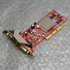 64MB Dell R9200 ATi Radeon 9200 AGP VGA / DVI / TV Out DDR Graphics Card 0R9200