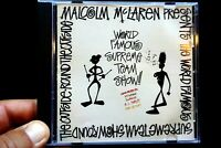 Malcolm McLaren Presents - The World Famous Supreme Team Show, Round..  - CD, VG