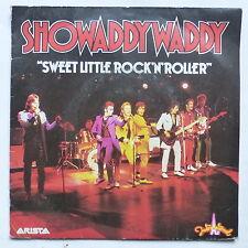SHOWADDYWADDY Sweet little rock n roller   sg 723