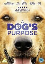 a Dog's Purpose DVD 2017 Watched Once 1st Class