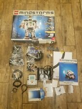 Lego Mindstorms NXT 2.0 (8547) box instructions testing pad