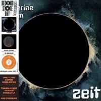 TANGERINE DREAM Zeit - 2LP / Orange Vinyl - Limited RSD 2018