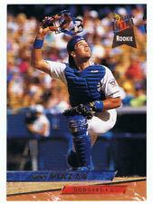 1993 Fleer Ultra Rookie Card #60,Mike Piazza,catcher,Los Angeles Dodgers,NM,HOF