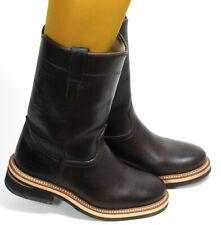 Stivali Western Cowboy Stivali Catalan Style line dance RODEO cavaliere Lakota 37