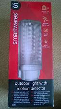 ** Smartwares Outdoor luce con Sensore PIR Rilevatore di movimento, Nuovo Con Scatola **