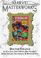 Marvel Masterworks Volume 49  Doctor Strange SC TP New OOP  Limited  425 copies
