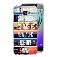 Coque Etui Samsung Galaxy S 8 + Verre Trempé 9 H - Motif Middley Amerique