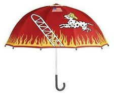 New Kidoable Fireman Rain Gear Girls or Boys Umbrella