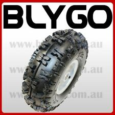 "3.50 / 4.10 - 4"" Inch Wheel Rim + Tyre Tire 49cc Mini Quad Dirt Bike ATV Buggy"