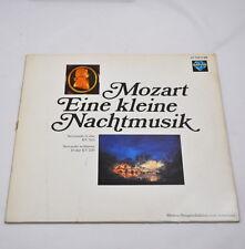 LP: Wolfgang Amadeus Mozart - Eine kleine Nachtmusik (Saphir 25705-5 SB) Vinyl