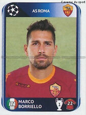 N°310 BORRIELLO # ITALIA AS.ROMA UEFA CHAMPIONS LEAGUE 2011 STICKER PANINI