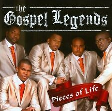 Pieces of Life by Gospel Legends (CD, 2013, Humility Music)