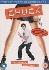 CHUCK - Series 2. Zachary Levi, Yvonne Strahovski (6xDVD BOX SET 2009)