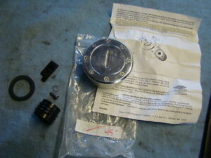 EP9707 Kuryakyn flush gas cap kit 4 Harley XL gas tank