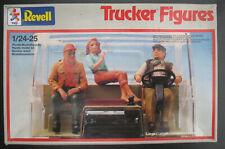 Revell 7440 - Trucker Figuren - 1:24-25 - für LKW Bausatz, Figures for Truck Kit