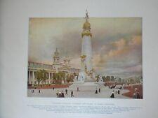 1904 World's Fair, Louisiana Purchase Monument