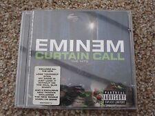 Eminem – Curtain Call: The Hits  cd