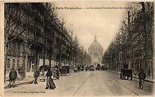 CPA Paris 8e, Paris Perspective - Le Boulevard Malesherbes et St-August (363399)