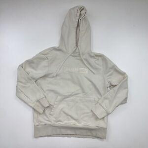 American Eagle Hoodie Sweatshirt Size Medium Ivory