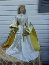 "Franklin Heirloom Doll ""Galadriel Lord Of The Rings"""