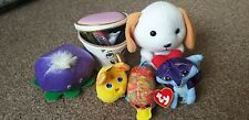 mcdonalds toys ty flips & furby .other toys disney cup and bananas Vgc Bundle