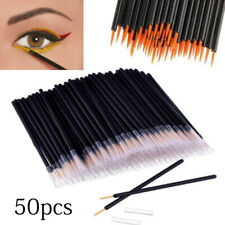 50pcs Disposable Eyeliner Brushes Makeup Wand Applicator Cosmetics Brush Tools