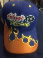 NASCAR VINTAGE HAT #5 TERRY LABONTE KELLOGG'S RACING Got Milk 2003 Blue Orange