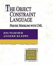 The Object Constraint Language: Precise Modeling With Uml (Addison-Wes-ExLibrary