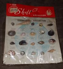 Vintage Shell collection package from the Look Out Cape Foulweather Oregon