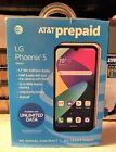 LG Phoenix 5 AT&T - 16GB Silver - Prepaid Smartphone -  Brand New photo