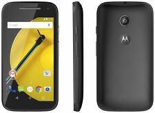 Motorola Moto E 2nd Generation 4G XT1524 8GB Black Unlocked Android Smartphone