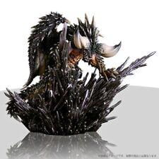 New Monster Hunter World Limited BONUS Nergigante Statue Figure Only Japan F/S
