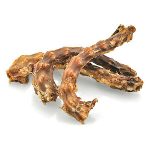 Turkey Necks 100% Natural Hypo-allergenic Protein Rich Dog Treat Chew