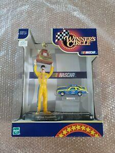 WINNERS CIRCLE DALE EARNHARDT SR.1980 NASCAR CUP CHAMPIONSHIP FIGURE & CAR