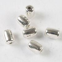 20Pcs Tibetan silver columninform spacer beads h1675