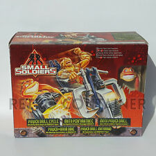 HASBRO SMALL SOLDIERS - Power Drill Cycle Vehicle - MISB MOC NEW